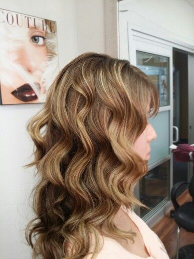Heavy Highlights Low Lights And Highlights On Pinterest