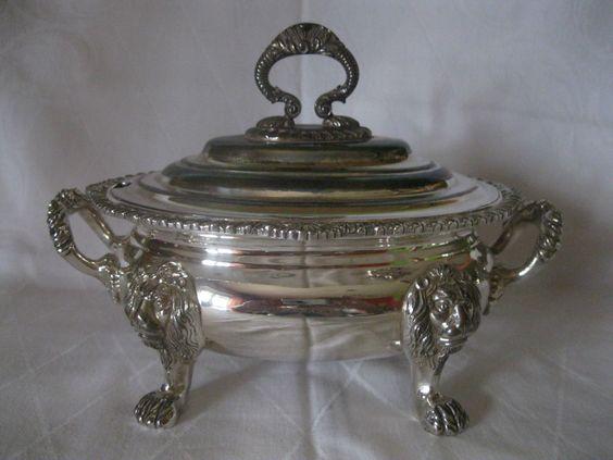Bonboniere * England * silver plated * Victorian | eBay