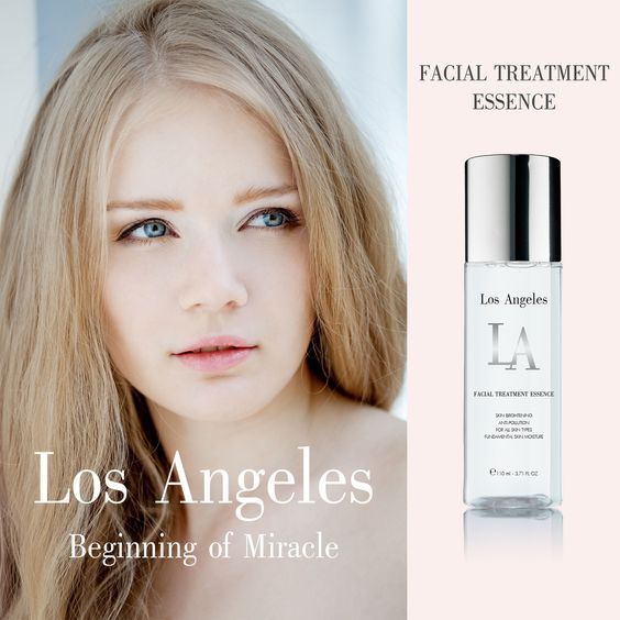 Angeles facial los photo