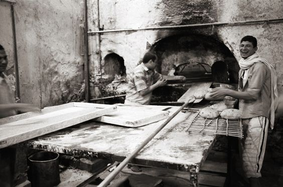 The Bakery.  Cairo, Egypt, February 2011