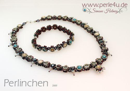 www.PERLE4U.de - Perlen * Anleitungen * Schmuck