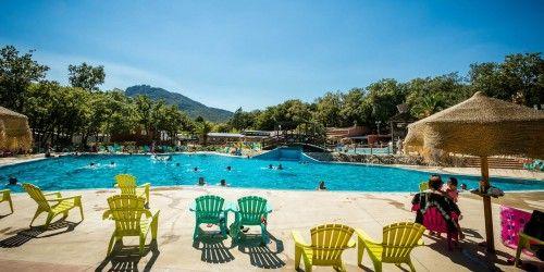 Camping Le Bois Fleuri Village Vacances 5 Etoiles A Argeles Sur