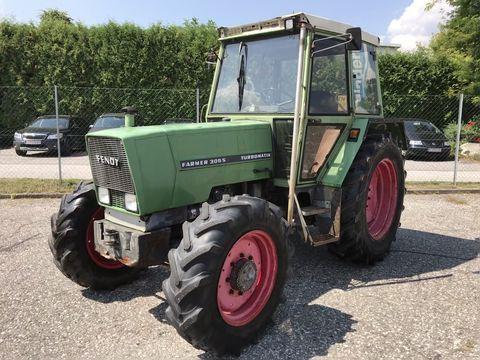 Fendt Farmer 305 Lsa 40 Km H Im Landwirt Com Gebrauchtmaschinenmarkt Fendt Traktor Fendt Traktoren