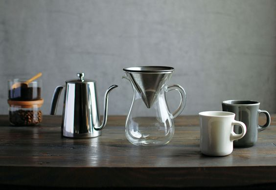 Pour Over: Slow Coffee | Dressing for Dinner
