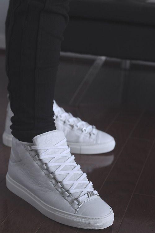 Basket Balenciaga Blanc