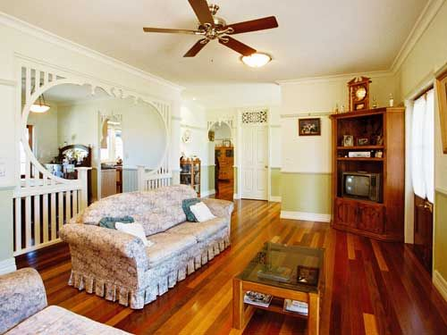 Burdekin Traditional Queenslander - Interior Design | Traditional ...