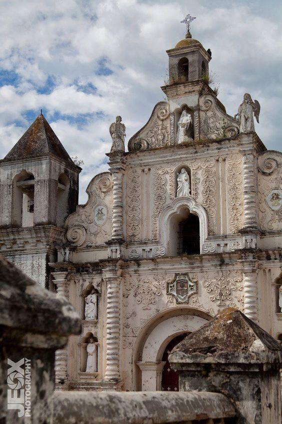 Iglesia La Merced Gracias Lempira: