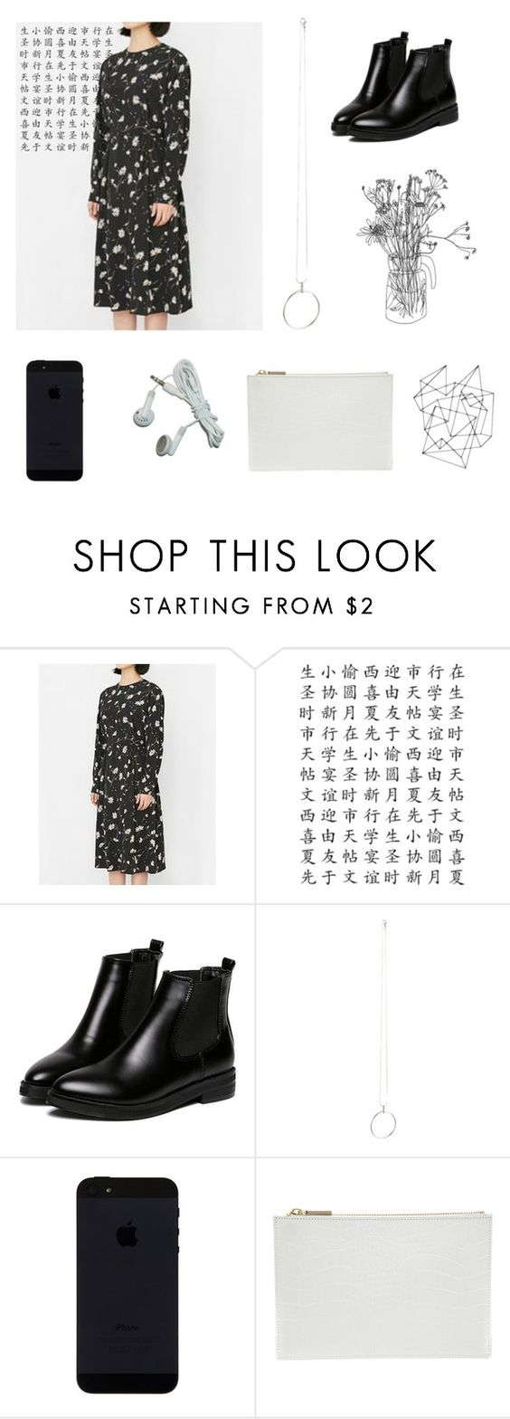 """""""Winter dress !"""" by sandrademoor ❤ liked on Polyvore featuring WithChic and Whistles"""