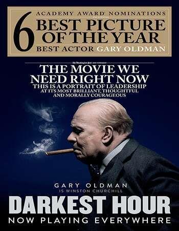 Darkest Hour 2017 Hindi Dual Audio 650mb Bluray 720p Esubs Hevc Gary Oldman About Time Movie Free Movies Online