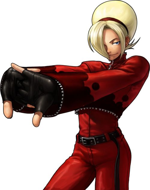Here's Ash's theme from XIII, which is also the one we will use for her/him in Project KOF. Description from deviantart.com. I searched for this on bing.com/images