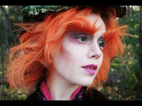 The Mad Hatter MakeUp Tutorial For Halloween | Fancy Dress | Shonagh Scott…