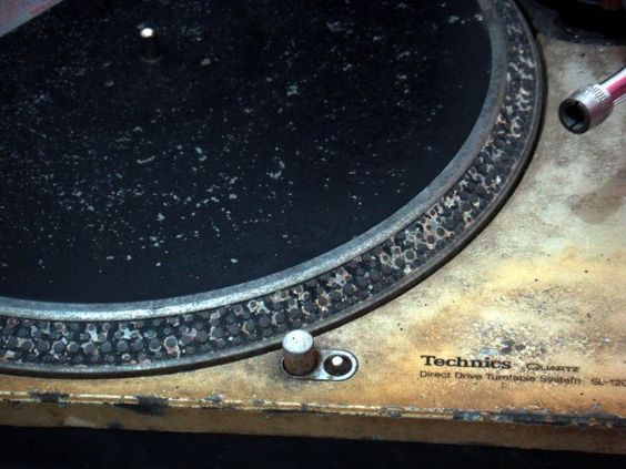 The Miracle Technics 1200s Turntables Makeover Refurbish 1210