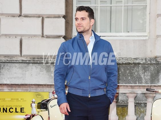 Henry Cavill attends the peoples...