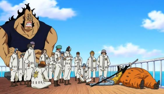 Jean bart one piece cerca con google anime e manga - Jean bart one piece ...