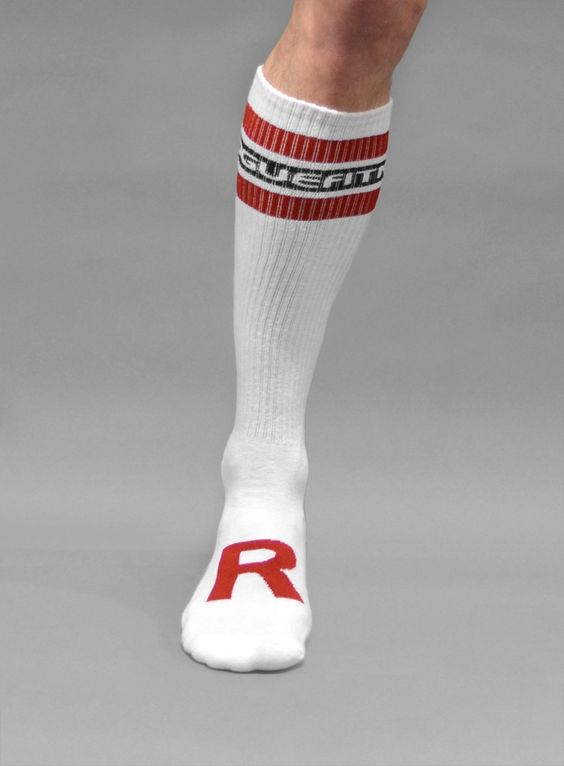Rogue Striped Socks because socks matter.