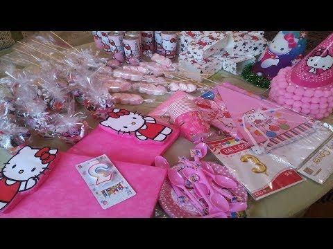 أفكار لتحضير و تزيين طاولة عيد ميلاد جميلة و اقتصادية للاطفال Youtube Lieux Lieux A Visiter