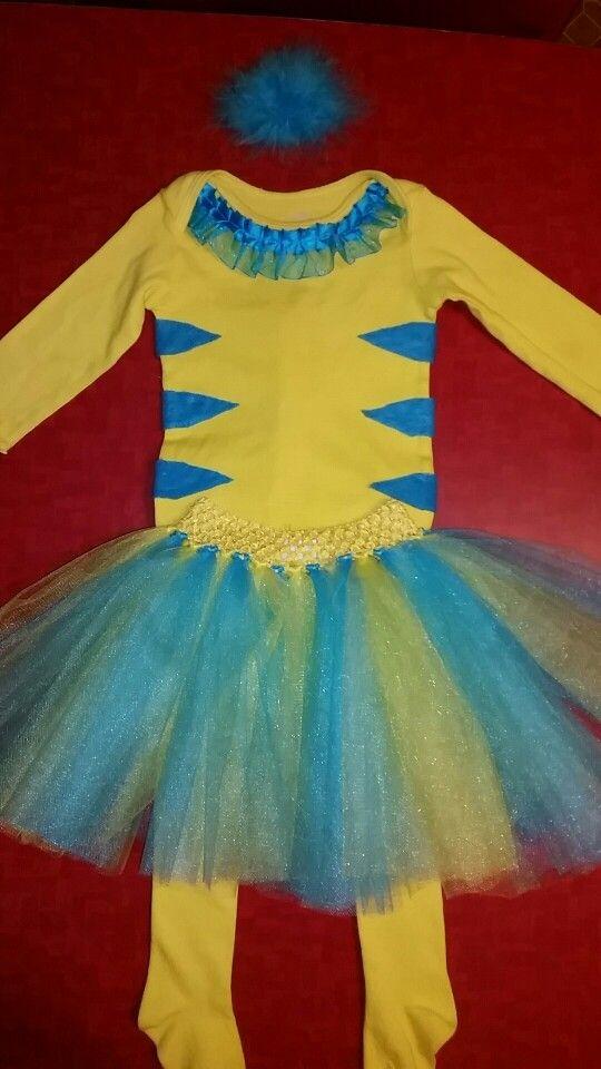 Infant Flounder costume