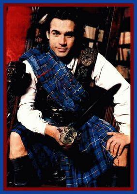 the highlander - kilt