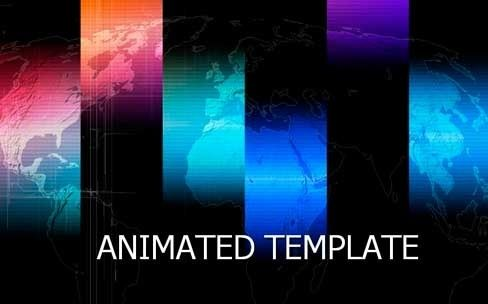 Free Animated Powerpoint Templates Backgrounds Moving