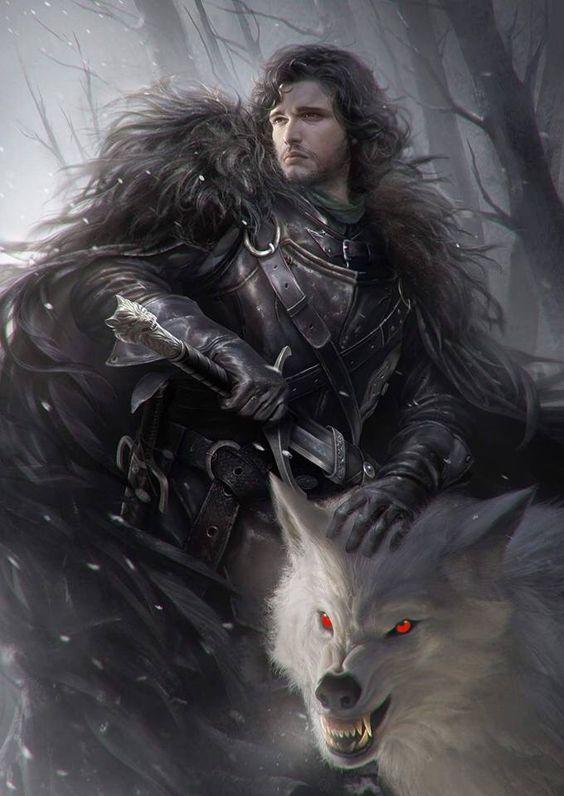 [Kit - Jon Snow] 295476ecbe277b0c0fbadf47e0215d5b