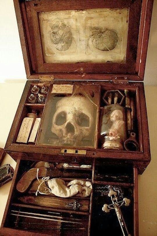 Vampire research?