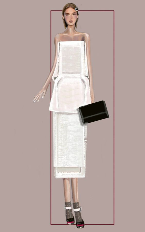 """Column 2"" Sketch 