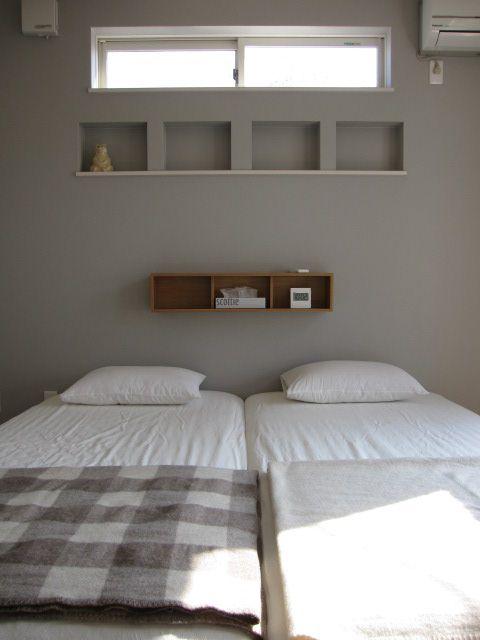 無印良品の大ヒット商品 壁に付けられる家具 シリーズを使ったインテリア インテリアアイデア 和室 ベッド インテリア インテリア 家具