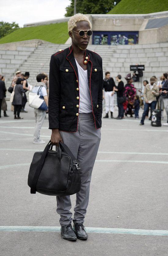 Paris Street Style - Photo: Phil Oh