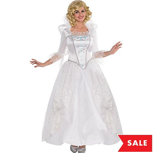 Adult Fairy Godmother Costume Cinderella 2015 Live Action Party
