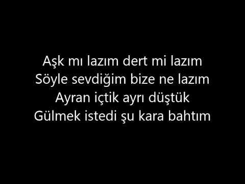 Ask Mi Lazim Buray Sozleri Youtube Ask Youtube