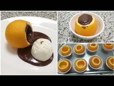 سوفليه بالبرتقال فكرة رهيبة رهيبة رهيبة الوصفات الناجحة Orange Souffle Is A Great Idea Youtube Food Desserts Pudding