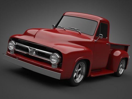 1953 Ford F-100 Truck