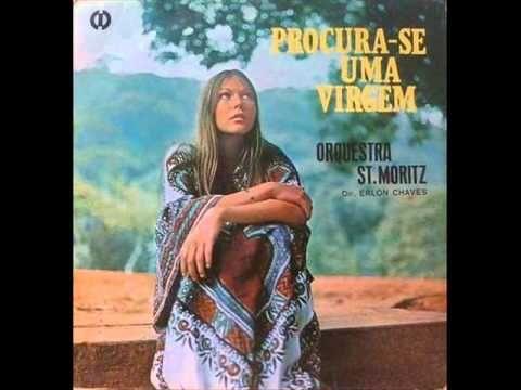 Erlon Chaves & Orquestra St. Moritz-LP Procura-se Uma Virgem-Album Compl...