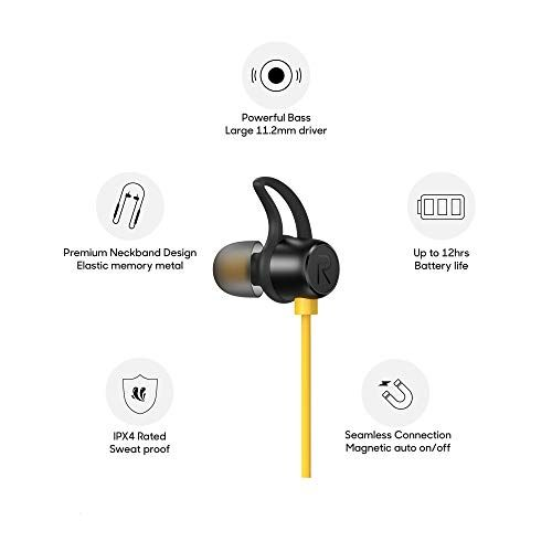 Realme Buds Wireless Bluetooth Headsets Electronics In Ear Mobile Accessories Mobiles And Accessories Headphones Headsets Best News And Deals Bluetooth Headset Mobile Accessories Headsets
