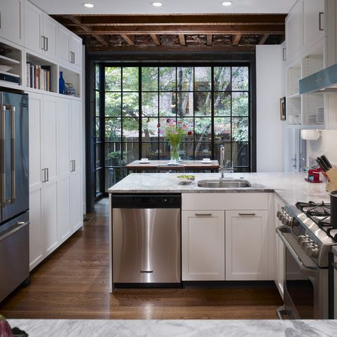 West Philadelphia Kitchen - contemporary - Kitchen - Philadelphia - Hanson General Contracting, Inc.