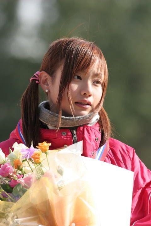 顔が幼い湯田友美