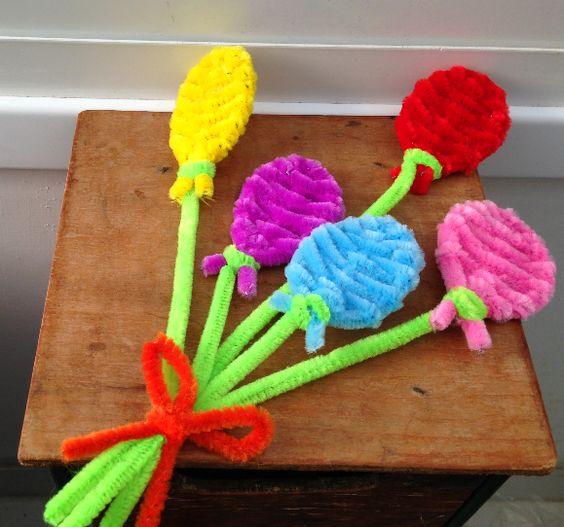 pipe cleaner craft ideas pipe cleaner crafts tutorial available on my 5206