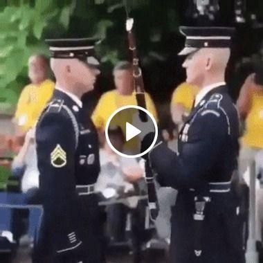 Se queremos ser bons soldados, precisamos repetir todos os movimentos