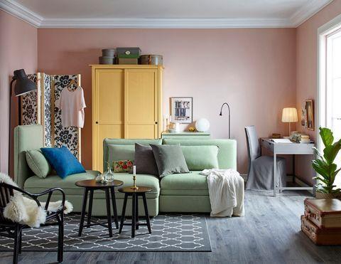 Die Besten Ikea Tipps Fur Kleine Wohnungen Aus Dem Neuen Katalog Wohnung Haus Hausmobel