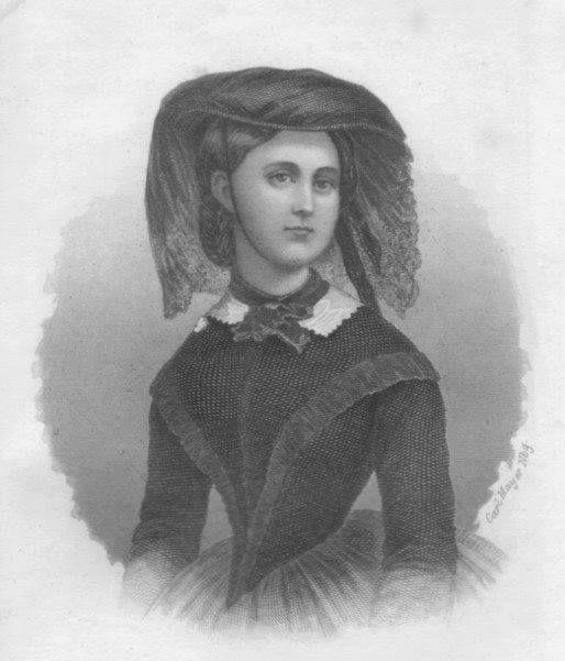 Princesa Leopoldina Teresa de Bragança- 1864