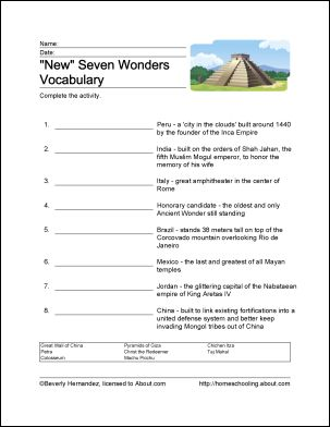 sample essay about essay on seven wonders of the world essay on seven wonders of the ancient world