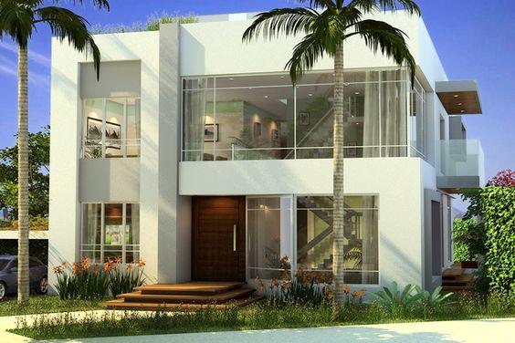 projeto de casa alto padrão 3