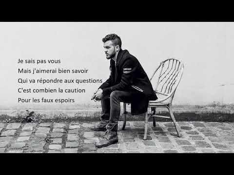 Claudio Capeo Je Sais Pas Vous Paroles Lyrics Youtube Parole Lyrics Music Songs