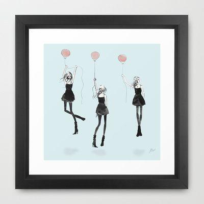 fazer um quadro com fotos: Afloat Art, Art Drawing, Design Gift, Allison Reich, Afloat Fashion, Fashion Illustrations, Art Illustration