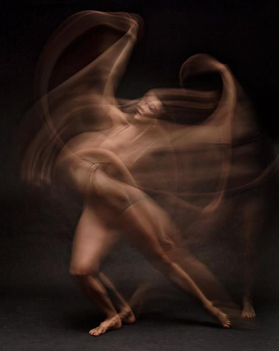 La danza de tu cuerpo