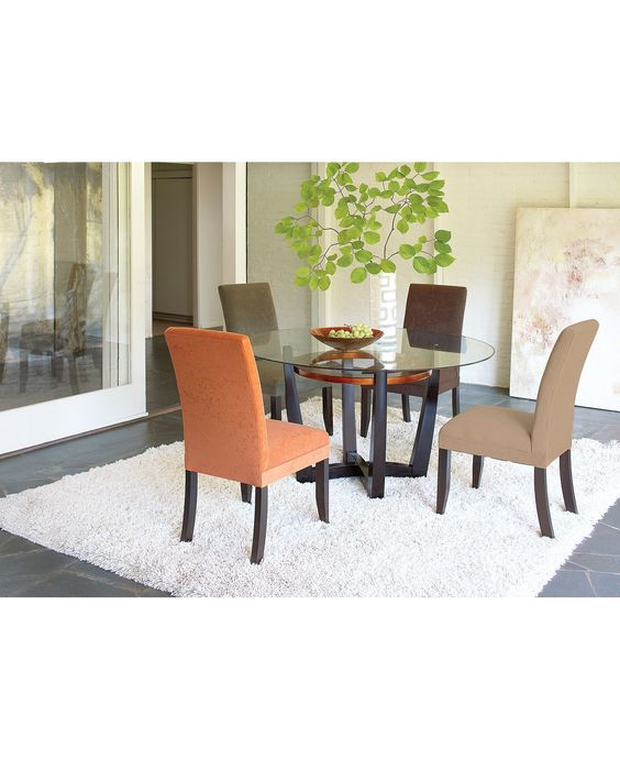 cappuccino dining room furniture collection furniture andenne cappuccino dining room set 106501 cb60rt coaster