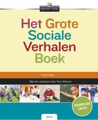 Het Grote Sociale Verhalen-boek > ideaal boek voor RT of kindercoaching.