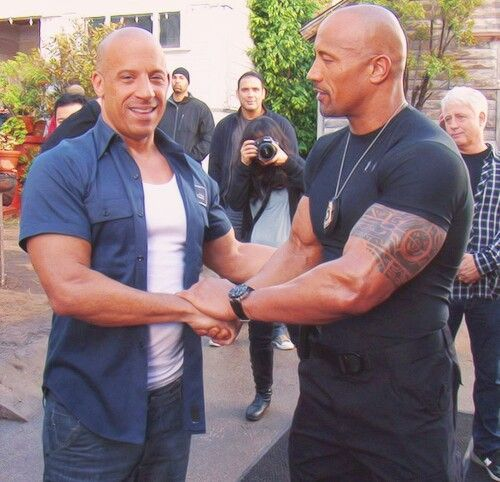 Vin & The Rock