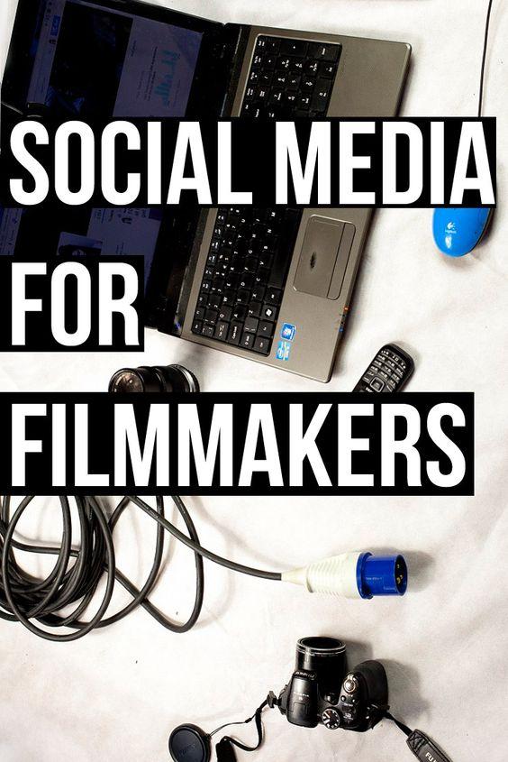 Image result for social media and filmmaker