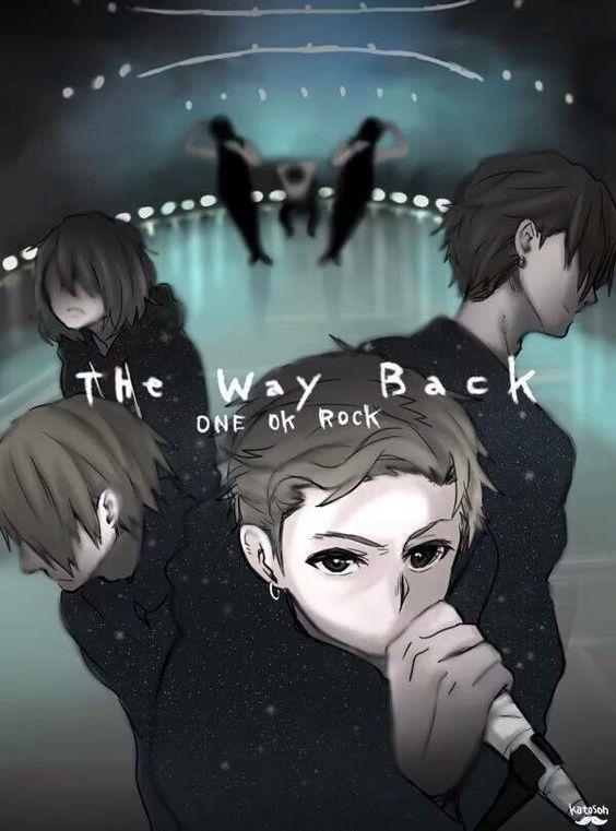 One Ok Rock - The Way Back #OOR #art #katopoooo